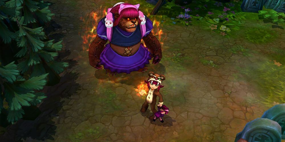 Funny and Cool Skins in the League of Legends Store | LolFinity | No