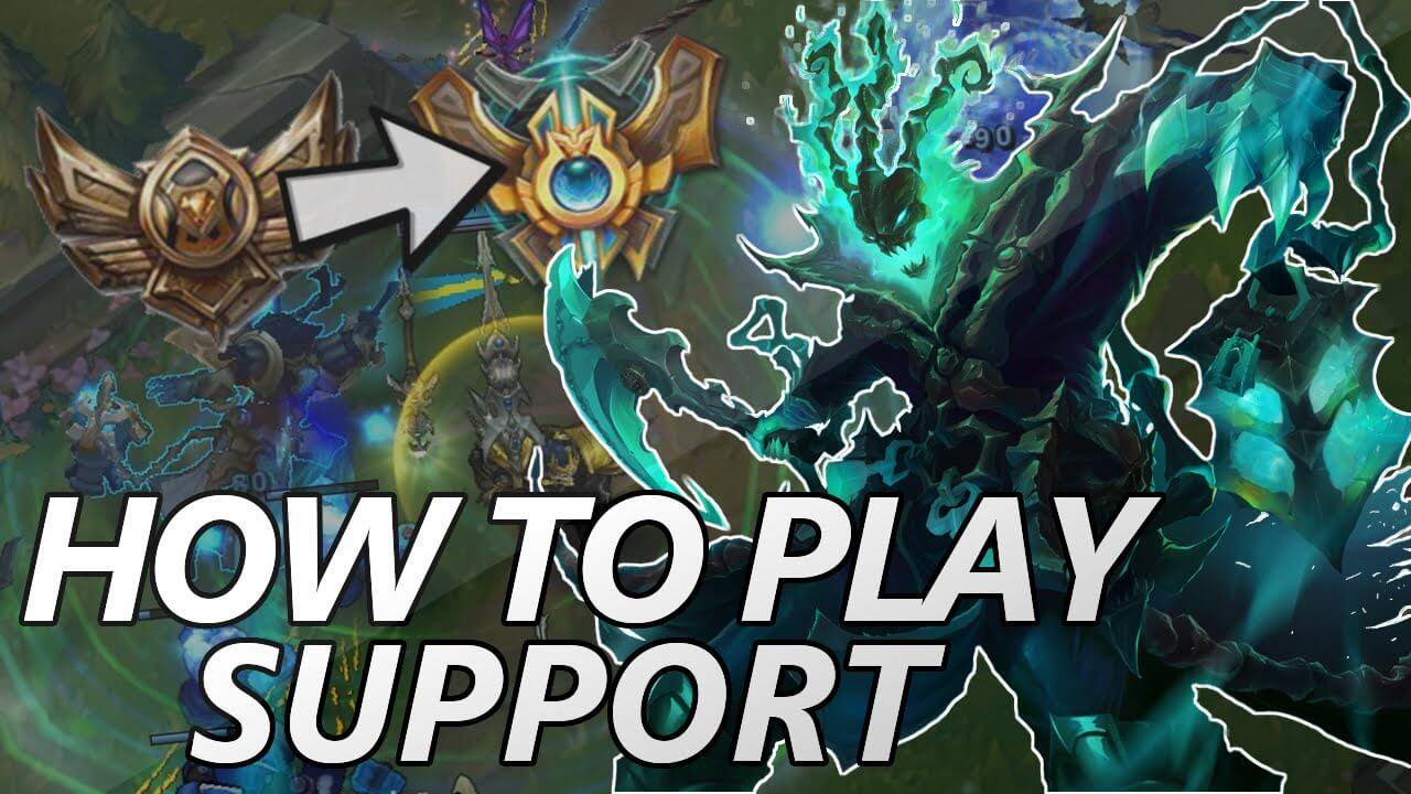 Expert Tips For Playing Support in League of Legends