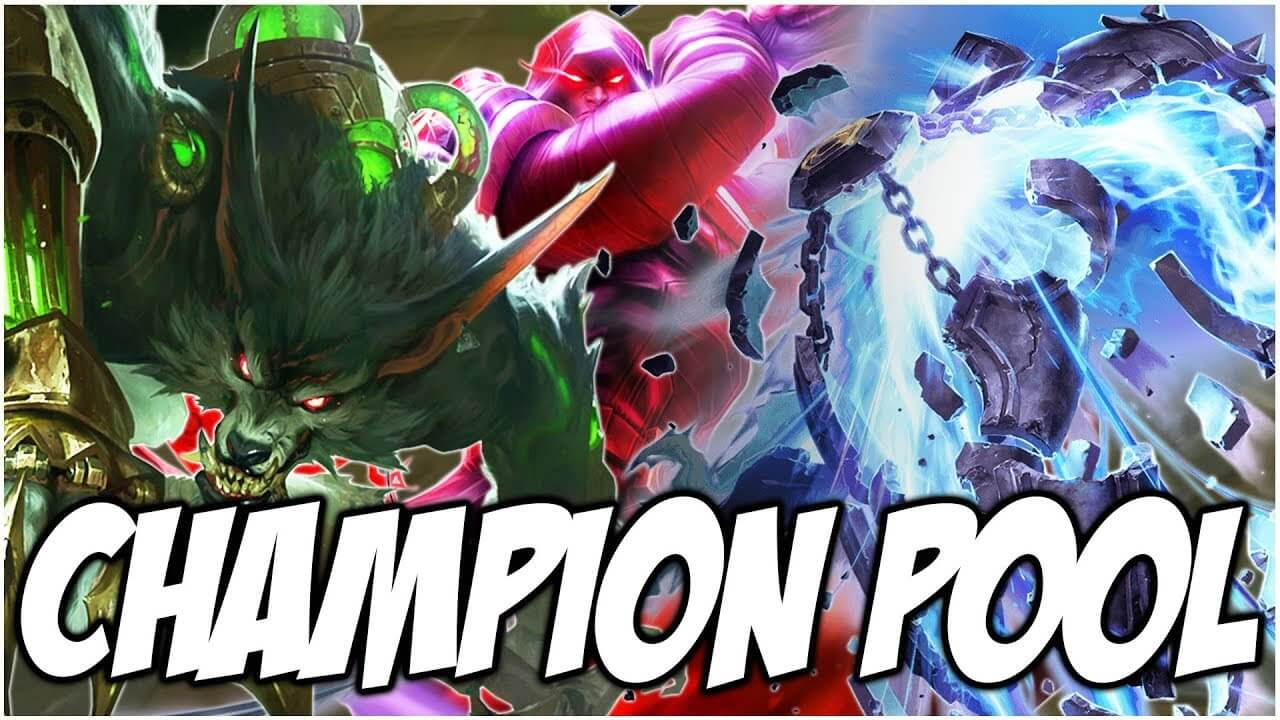 Increase Your Champion Pool in League of Legends