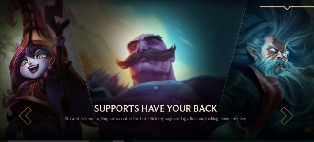 Knowing Your Support