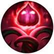 Zombie Ward LLeague of Legends Rune