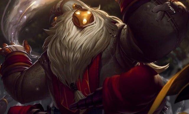 League of Legends Support Bard