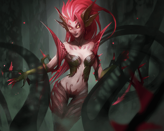 Zyra League of Legends Support