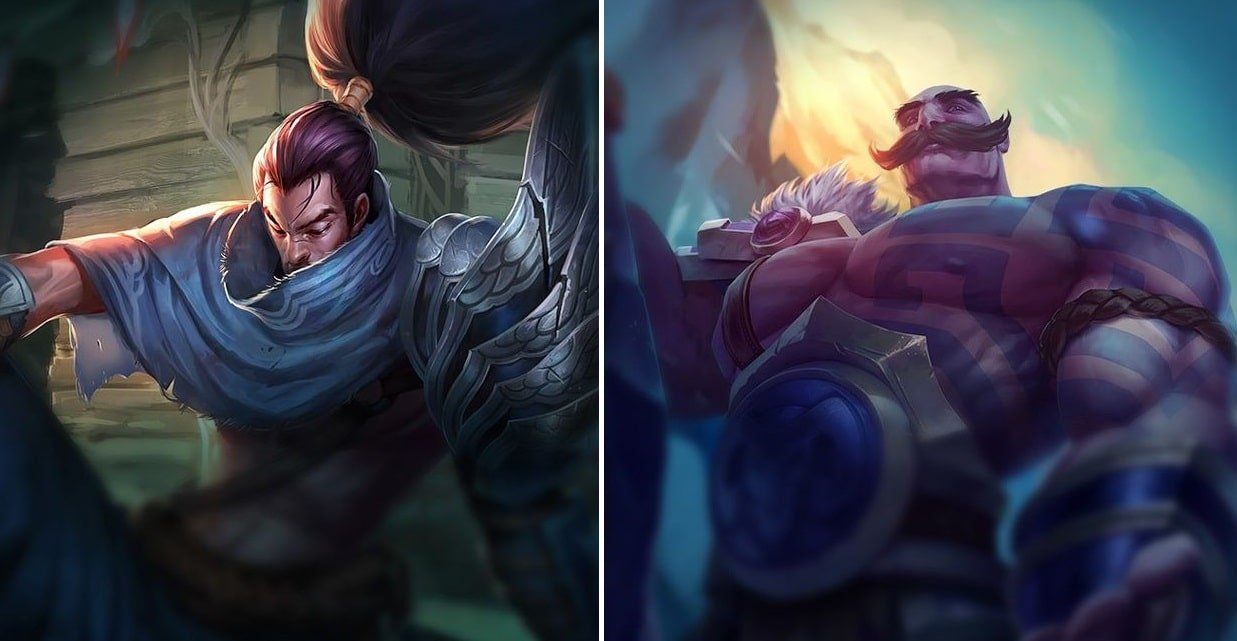 Yasuo and Braum