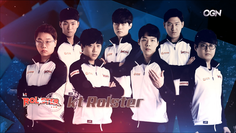 League of Legends World Championship Team