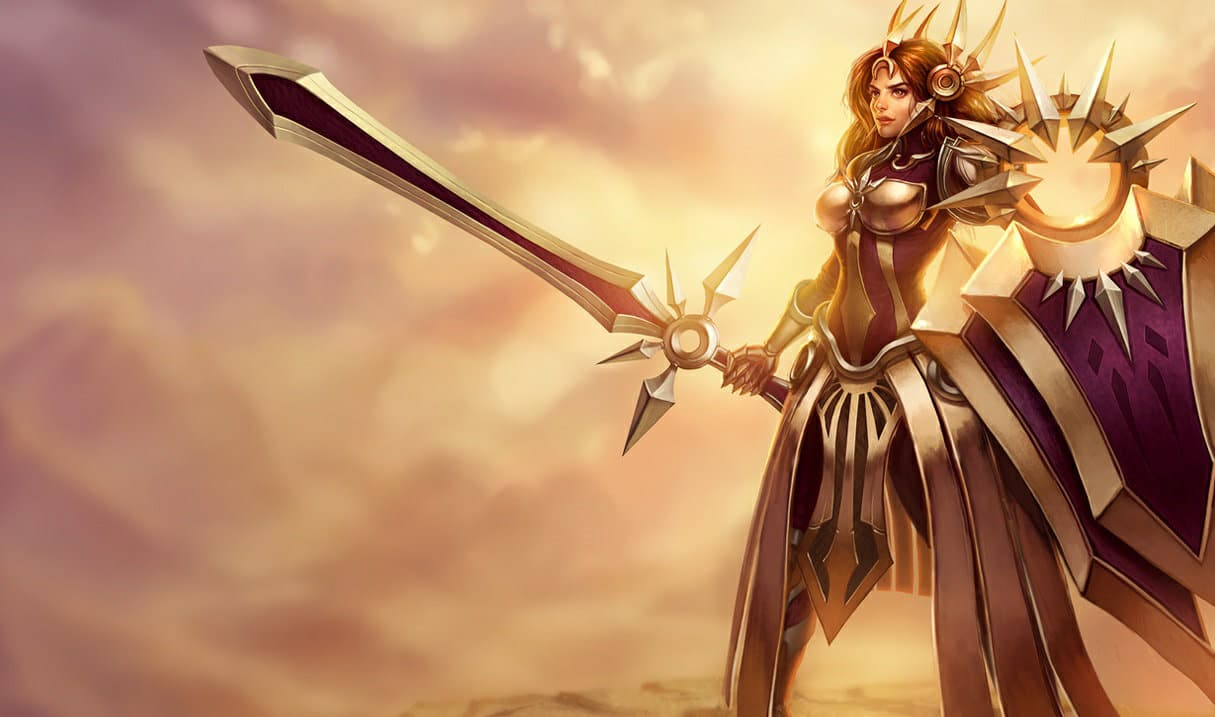 Leona the Radiant Dawn, Support Guide