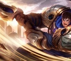 Garen the Might of Demacia, Top Lane Guide