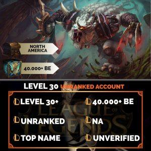 North America 40K- LOLLeague of Legends