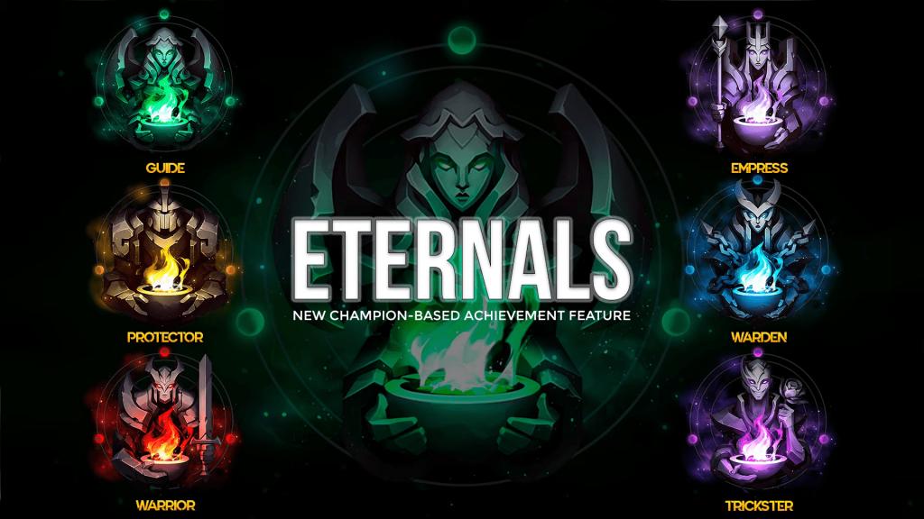 Eternals Feature