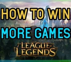 Improving Your Performance in League of Legends
