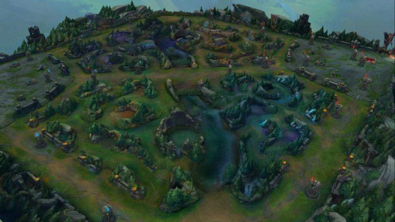 bottom link for League of Legends