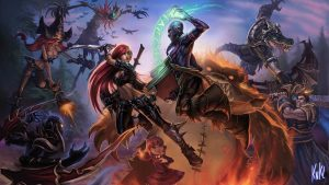 League of LegendsSmurfs The Best Place to buy the Accounts