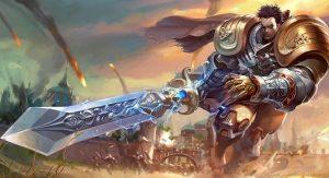 Desert Trooper Garen League of legends characters