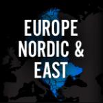 LoL Server Europe Nordic East Map
