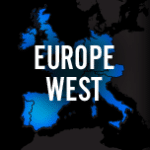 LoL Server Europe West Map