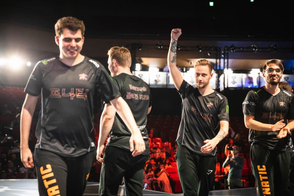 A chance for FNC to help the LEC win worlds back in 2018 against Invictus Gaming