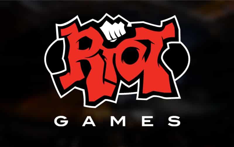 Riot Games official Logo