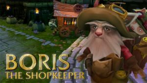 Image of Boris the Shopkeeper in League of Legneds