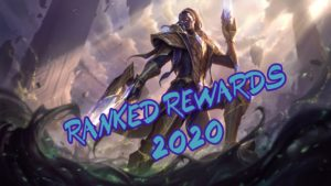 Victorious Lucian Ranked Rewards 2020 Banner