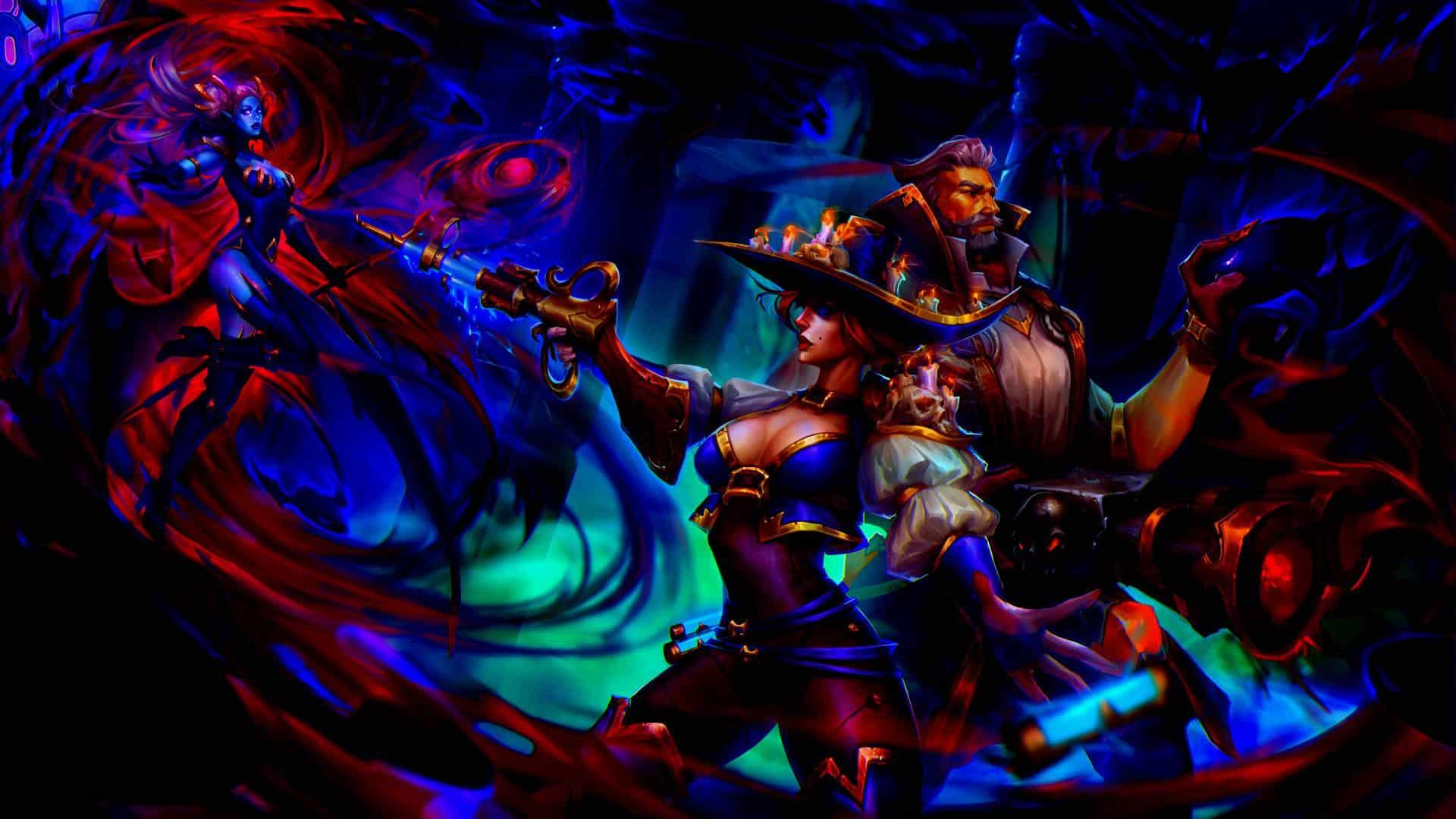 OCE 70k+ Blue Essence SPP background in League of Legends