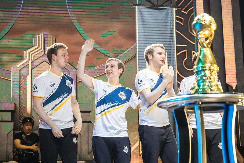 G2 Esports and Caps wins MSI 2019 - Caps League of Legends story