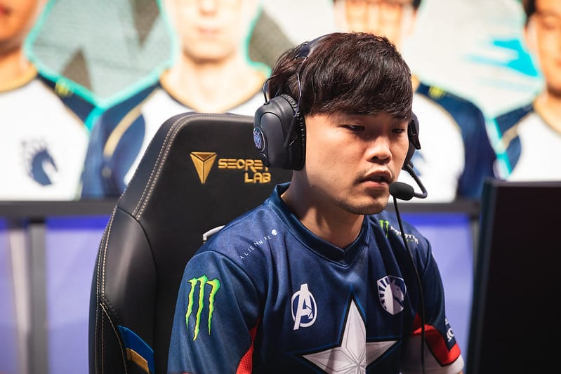 Impact playing on stage with Team Liquid   Best Top Laners NA