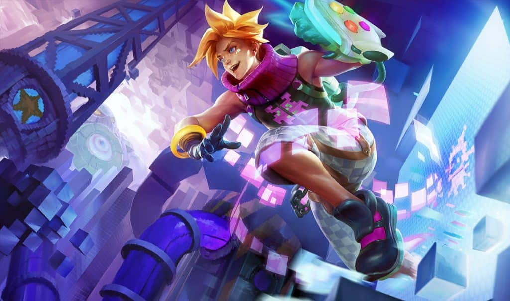 Video Game version of Arcade Ezreal | LoL Starting Items